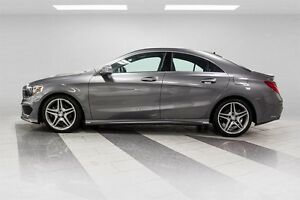 2016 Mercedes-Benz CLA250 4MATIC Coupe West Island Greater Montréal image 2