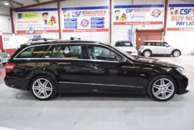 2011 11 MERCEDES-BENZ E CLASS 3.0 E350 CDI BLUEEFFICIENCY SPORT 5D AUTO 265 BHP