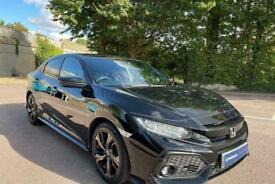 image for 2017 Honda Civic 5dr 1.5t Vtec Sport Navi Cvt CVT Hatchback Petrol Automatic