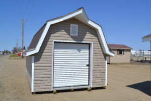 12' x 16' Barn Roof Shed