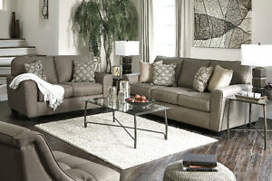 NEW LEATHER AND FABRIC FURNITURE FOR AMAZING PRICES!