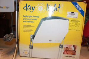 BRIGHT LIGHT THERAPY LAMP FOR SEASONAL EFFECTIVE DISORDER (SAD)