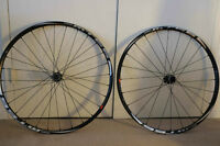 Shimano MT-66 tubeless MTB 29er 15mm wheelset, new 2014