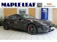 2014 Jaguar F-Type 5.0 V8 Supercharged R 2dr Auto Coupe Petrol Automatic