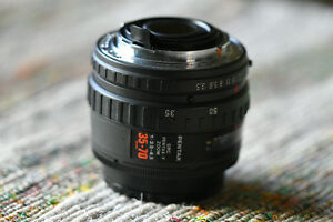 Pentax K-AF Autofocus 35-70mm Macro Zoom Lens Kingston Kingston Area image 1