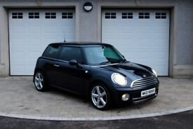 Mini Cooper D 1.6 Hdi 2007 115k timing belt replaced £20 road tax ( 207 polo 206 bora jetta