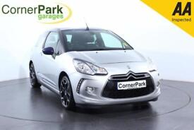 2014 CITROEN DS3 E-HDI AIRDREAM DSTYLE PLUS CONVERTIBLE DIESEL