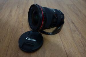 Canon 16-35 F2.8L II USM Lens