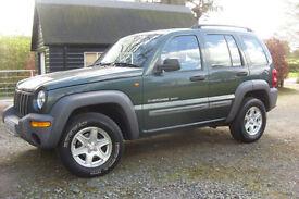 Jeep Cherokee 2.4 Sport 2003