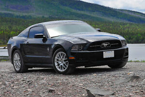 2014 Mustang V6 Premium, Pony Package.