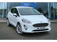 2020 Ford Fiesta 1.0 EcoBoost 125 Titanium X 5dr Auto [7 Speed]***With Rear Park