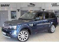 2013 13 LAND ROVER RANGE ROVER SPORT 3.0 SDV6 AUTOBIOGRAPHY SPORT 5D AUTO 255 BH