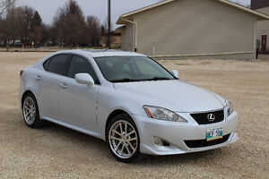 Lexus IS250 AWD Sedan, Excellent Condition, Must See