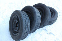 175/70r13 on 5 bolt trailer rims