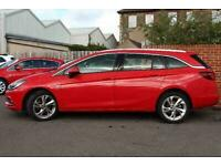 2017 Vauxhall Astra 1.4T 16V 150 SRi 5dr Auto Estate Automatic Estate Petrol Aut