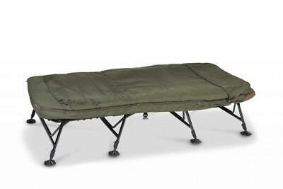 Nash Indulgence 5 Season Emperor / Carp Fishing Bedchair