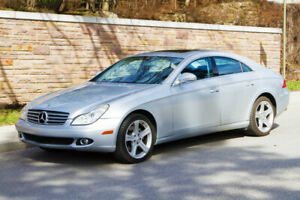 CLS500 Mercedes-Benz 2006 / 5.0L / V8 / Low Mileage