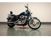 Harley-Davidson XL883C Sportster Custom Cruiser
