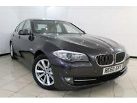 2011 60 BMW 5 SERIES 2.0 520D SE 4DR 181 BHP DIESEL
