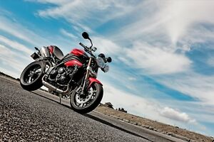 Triumph Speed Triple 1050 - brand new