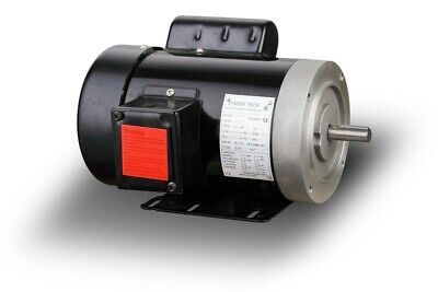 34hp Electric Motor 58 Shaft General Purpose 1 Ph 115230v 56c 3450rpm