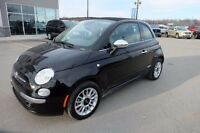 Fiat 500c Convertible Lounge  2014