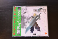 Final Fantasy VII 7 PS1