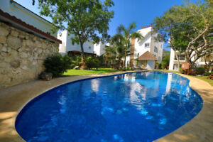 ☀ Rental Vacation APARTMENT KIIK'HA PLAYA DEL CARMEN MEX