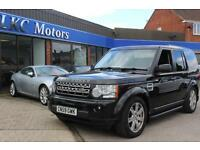 2009 LAND ROVER DISCOVERY 4 TDV6 XS ESTATE DIESEL