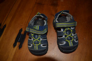 Closed Toe Sandal Child/ Toddler
