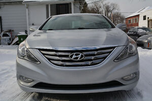 "2011 Hyundai Sonata Limited""NO ACCIDENT""LEATHER, SUNROOF"""