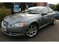 2008 Jaguar XF 2.7D V6 LUXURY Grey Reverse Camera Sat Nav FSH Finance Available