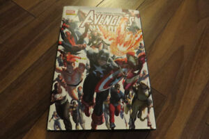 Avengers/Invaders Hardcover comic book from Marvel