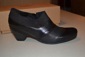 BNIB - Size 7-7.5 - Taos Black Metro Dress Shoes (2 Available)