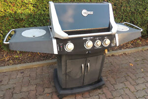 "BBQ with Powered Rotisserie Blue Ember 57,000 BTU, 27"" West Island Greater Montréal image 6"