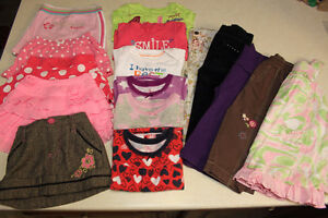 Little Girl clothing lot, size 12-18 months