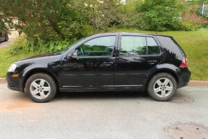 2009 VW GOLF HATCHBACK $11,500 OBO