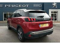 2017 Peugeot 3008 1.6 BlueHDi Allure (s/s) 5dr Diesel red Manual