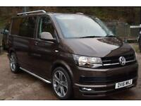 2016 16 Vw Transporter T6 T30 140ps Highline Swb Kombi Sportline Pk