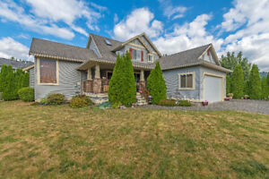 GREAT FAMILY HOME - AGASSIZ