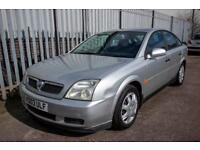 2003 VAUXHALL VECTRA LS 16V - P/X TO CLEAR! HATCHBACK PETROL