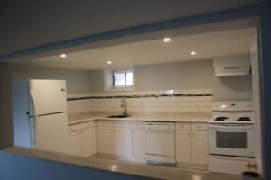 Newly Renovated 2 bed 1 Bath Legal Basement Apartment for Rent