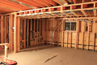 FRAMING / INSULATION  SERVICES