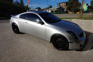 2005 Infiniti G35 Coupe Supercharged to 460hp!!!