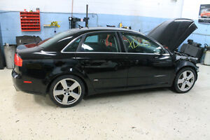 PARTING OUT AUDI A4 2008 S-Line 2.0T Manual, 115k AWD