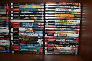 Over 100 Nintendo, Playstation, Xbox Games *Five for $20!!!!!
