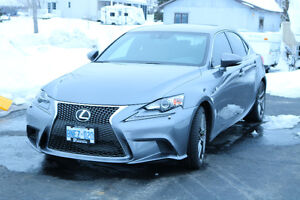 2015 Lexus IS F SPORT IS 250 Other