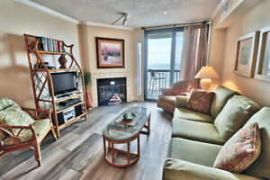 Ocean Front Condo Rentals - Fall and Winter Specials