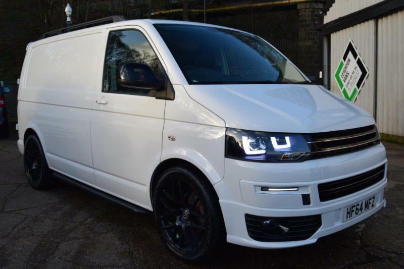 37ebb65fc2 2014 64 VW T5 Transporter 2.0TDI 140PS SWB T28 Highline Sportline Pack