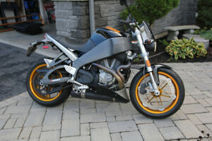 2005 Buell XB12SCG only 5400Kms